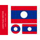 Laos-Flag