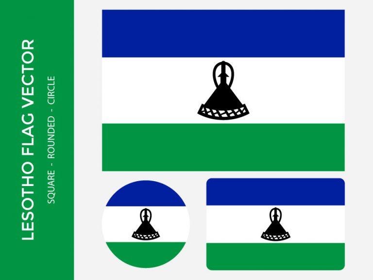 Lesotho-Flag