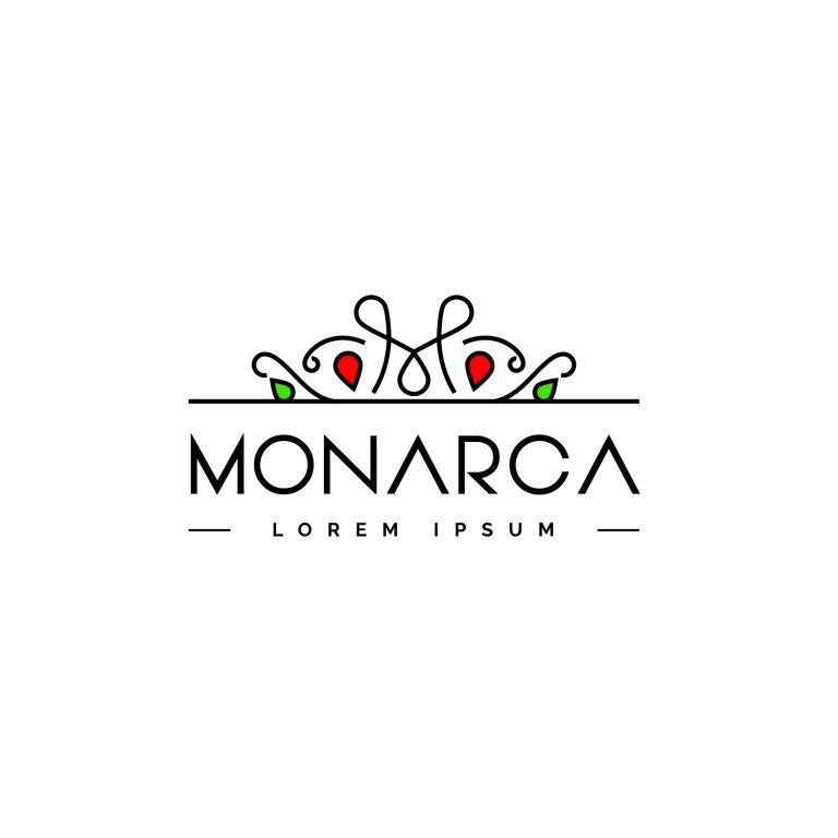Monarca Logo Vector Free Download