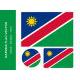 Namibia-Flag