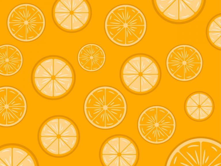 Orange Wallpaper Free Download