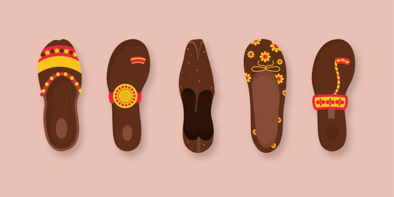 Handcrafted Shoe Icons Free Download