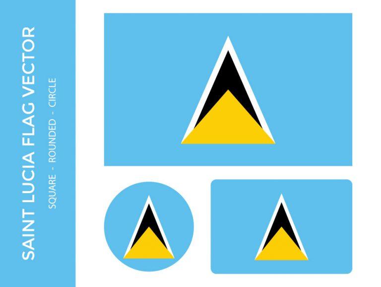 Saint_Lucia_Flag