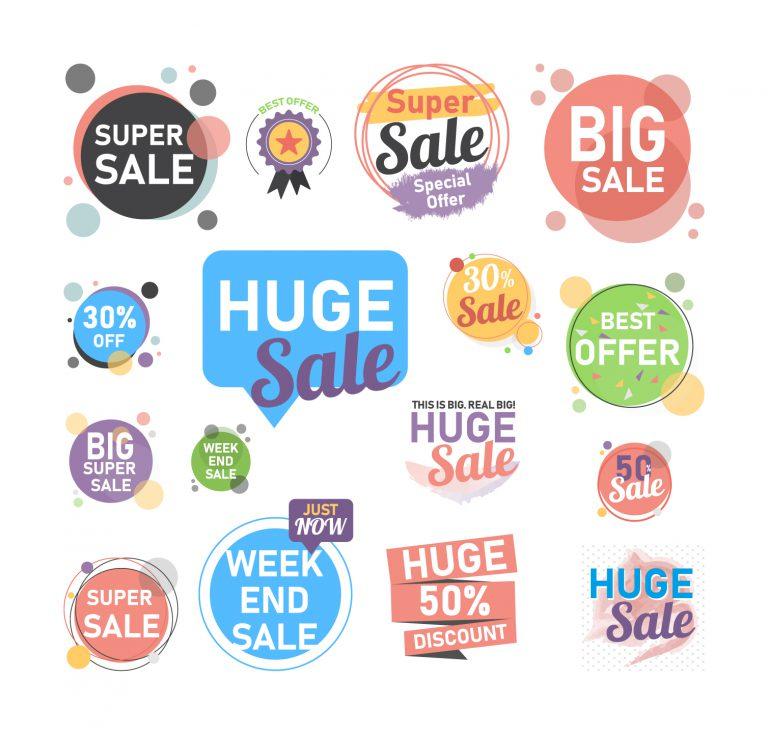 Sale Sticker Pack