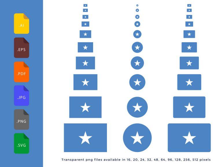 Somalia_Flag