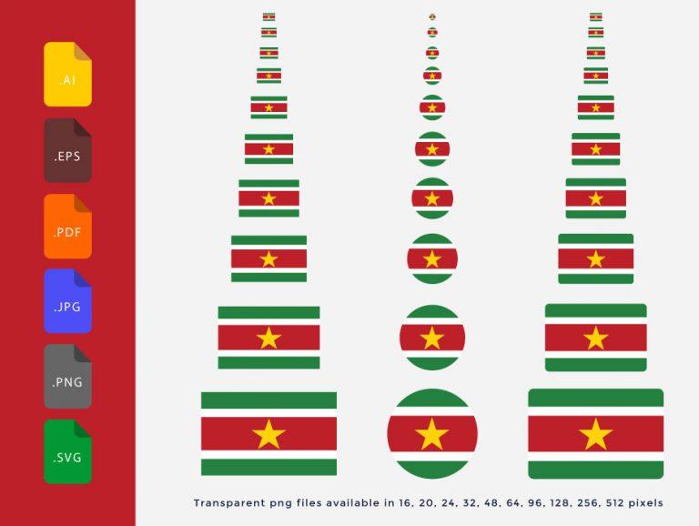 Suriname_Flag