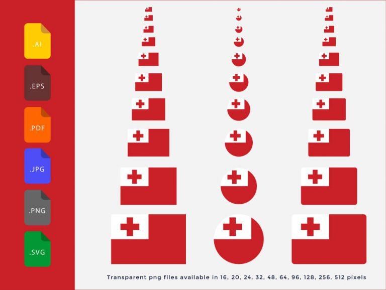 Tonga_Flag