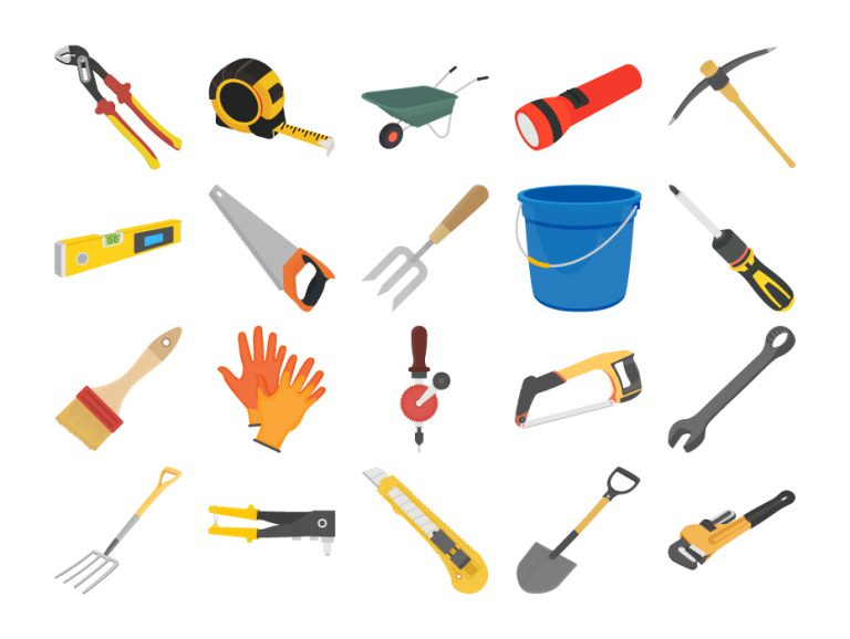 Tools Vector Pack