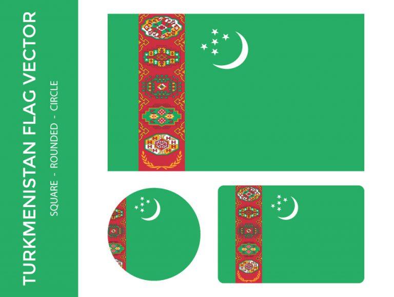 Turkmenistan_Flag