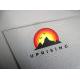 Uprising Logo Design