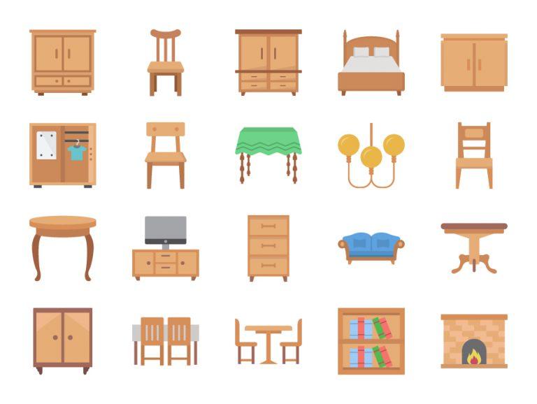 Wooden Furniture Elements