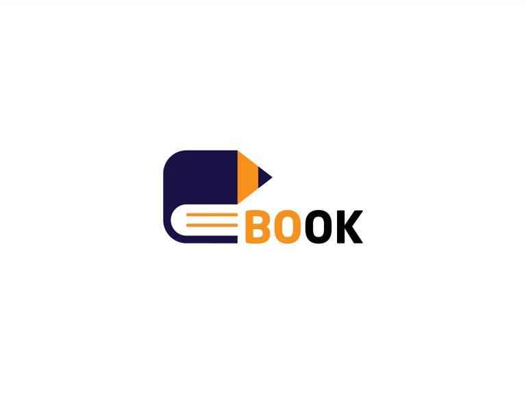 Free Book Logo Vector Design