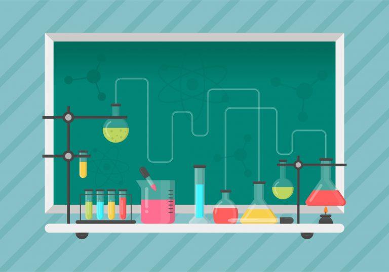 Lab Equipment Free Illustration