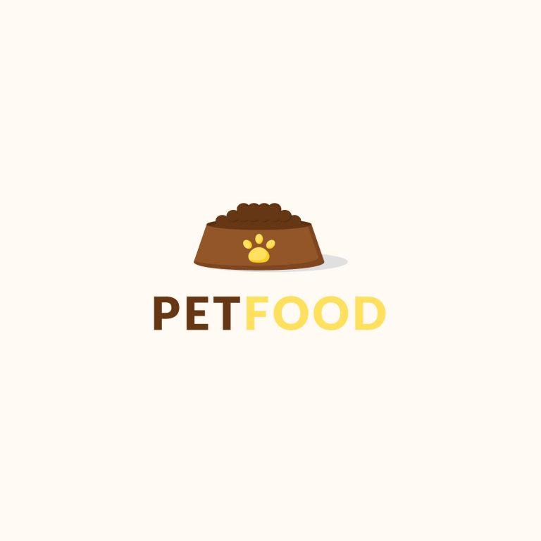 Pet Food Logo Design