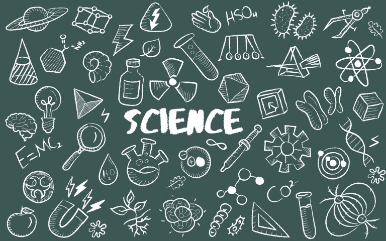 Free Science Education Background
