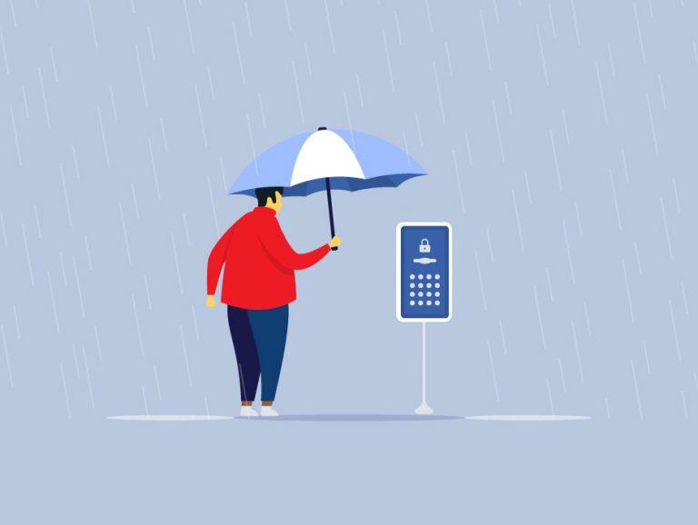 Free Weatherproofing Illustration